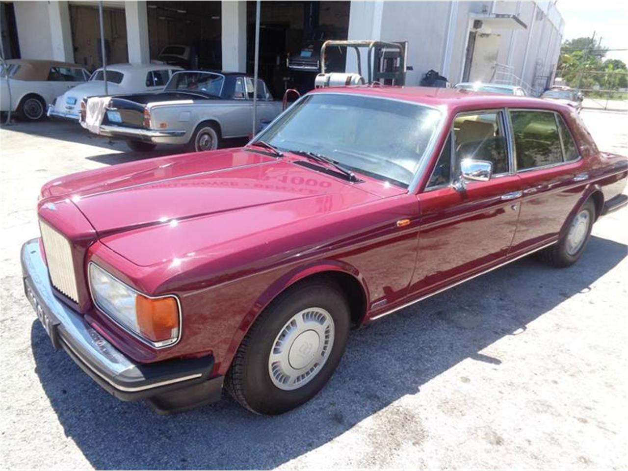 Large Picture of 1987 Bentley Turbo R located in Fort Lauderdale Florida - F7SY