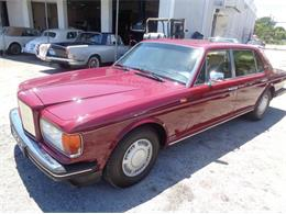 Picture of '87 Bentley Turbo R located in Fort Lauderdale Florida - $14,950.00 - F7SY