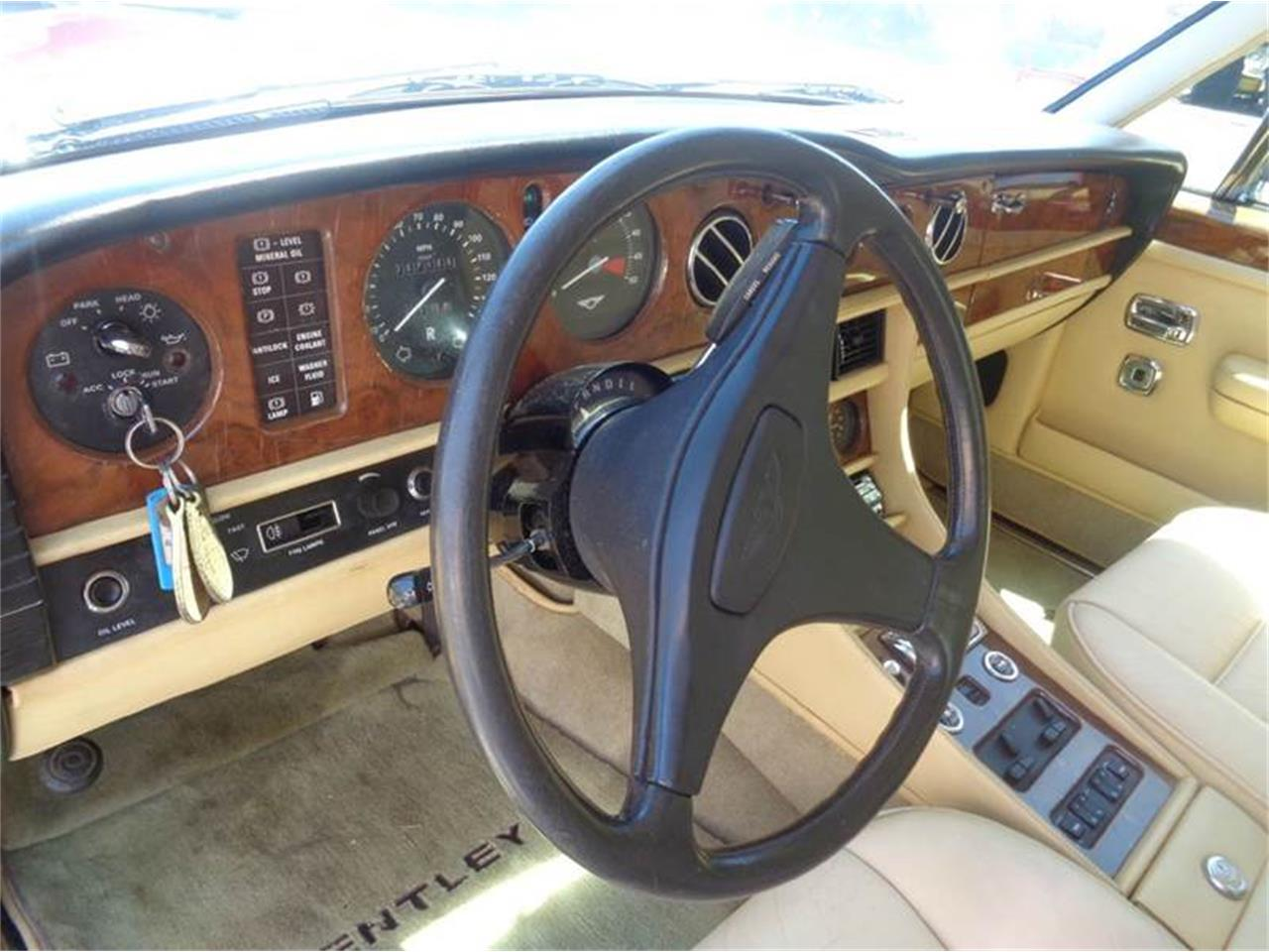 Large Picture of 1987 Bentley Turbo R located in Florida - $14,950.00 - F7SY