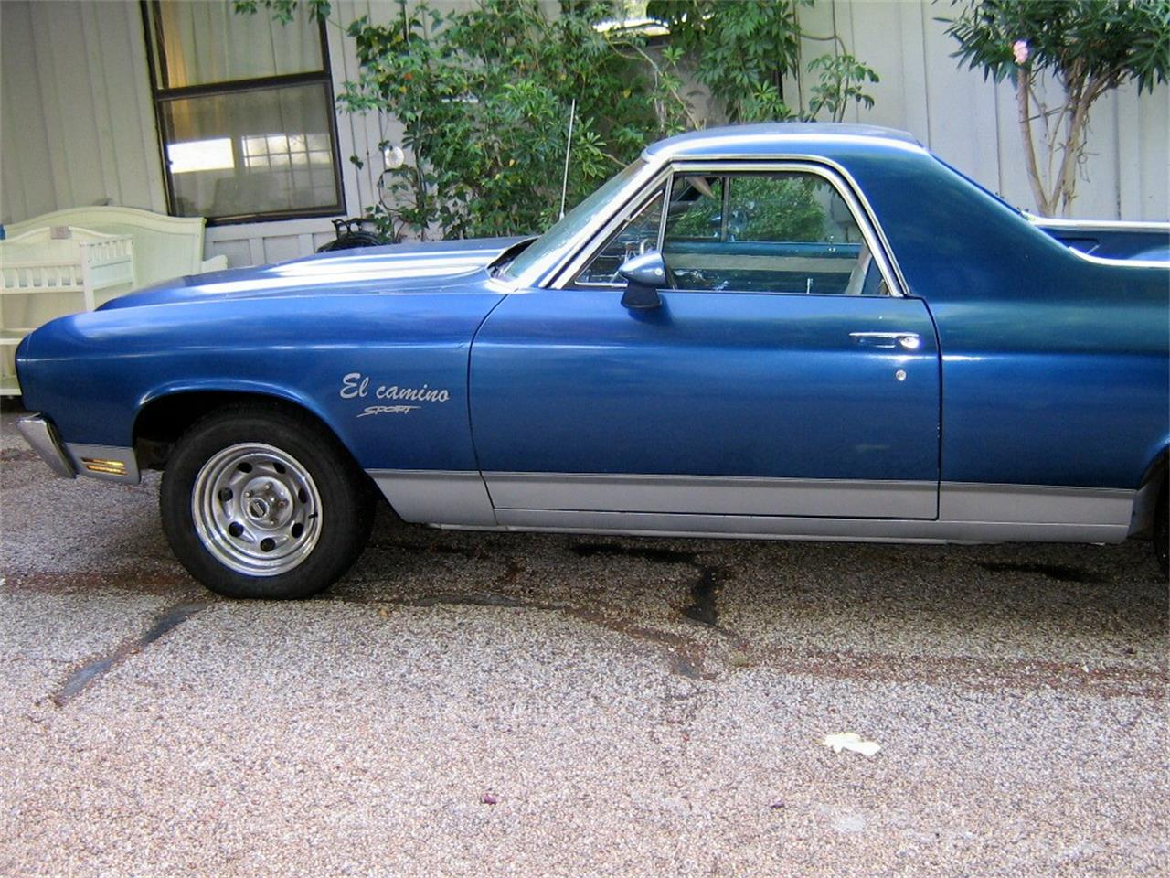 Large Picture of 1970 El Camino located in San Rafael California - $7,500.00 Offered by a Private Seller - F7TK