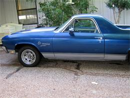 Picture of Classic 1970 El Camino located in San Rafael California - F7TK