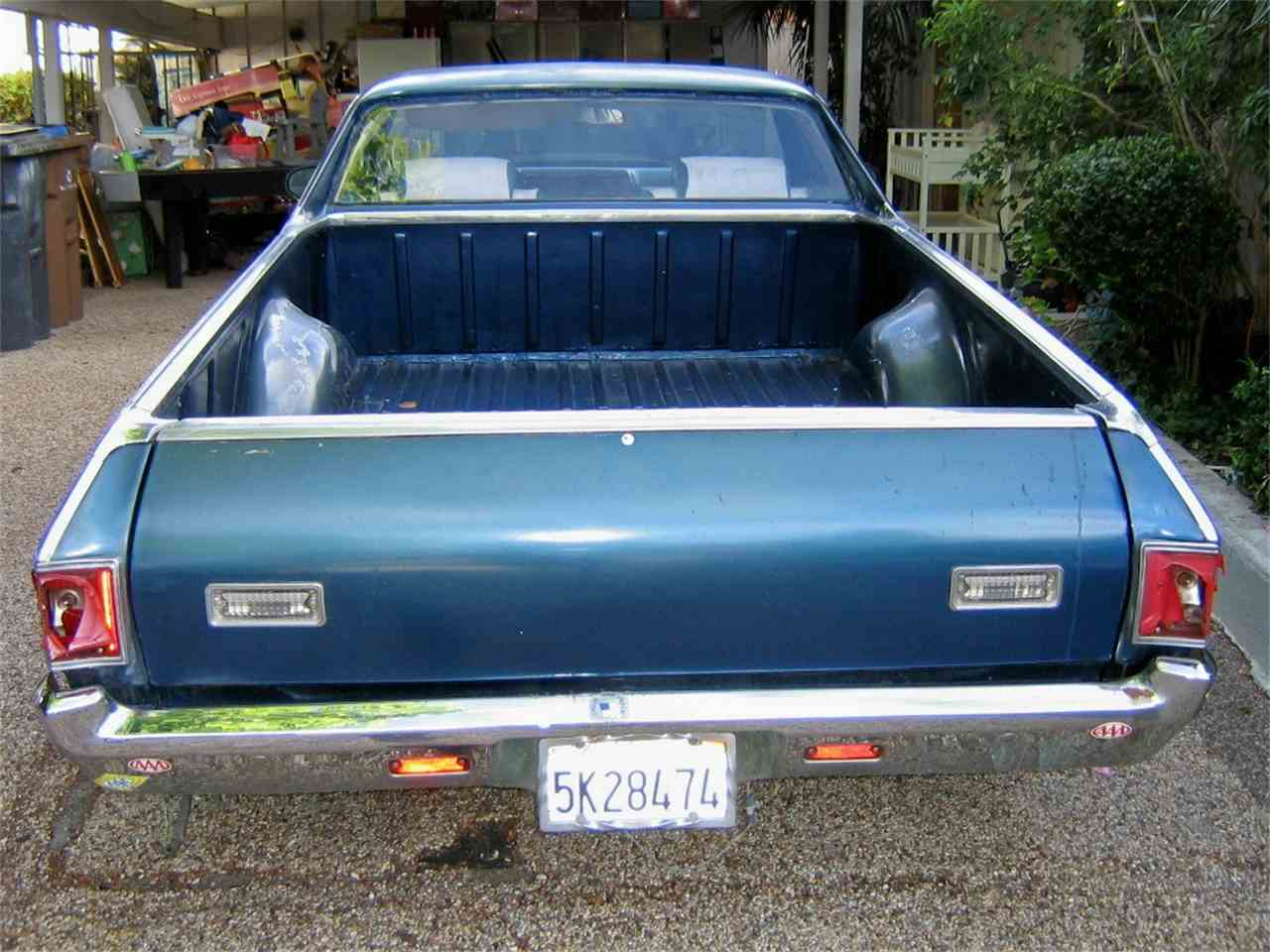 Large Picture of '70 El Camino - F7TK