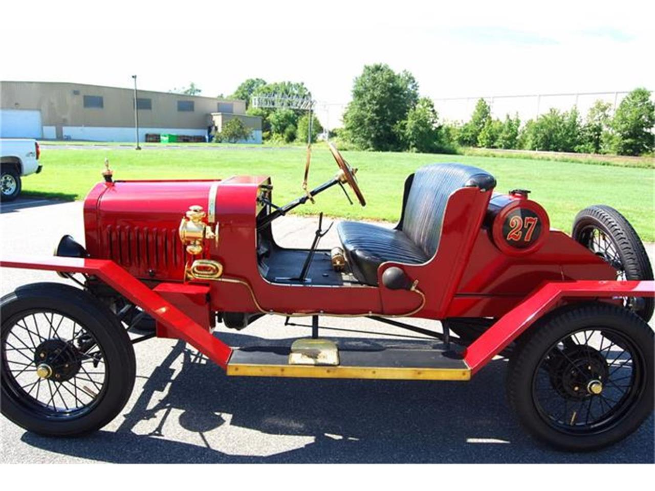 Large Picture of Classic '27 Model T located in Fredericksburg Virginia Offered by Classic Car Center - F8OW