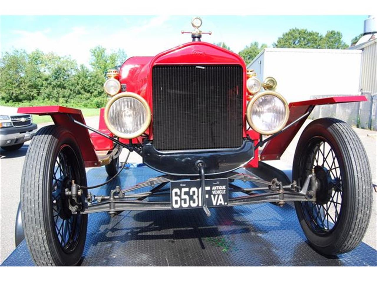 Large Picture of Classic 1927 Model T Offered by Classic Car Center - F8OW