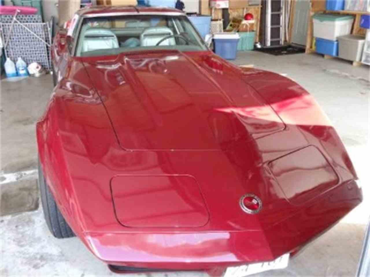 Large Picture of '74 Corvette - F8RW