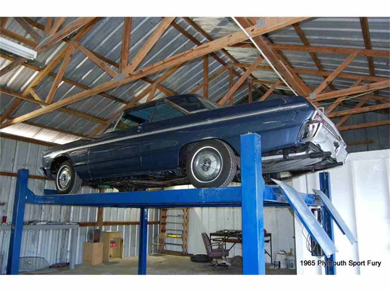 Large Picture of '65 Fury - F8SE