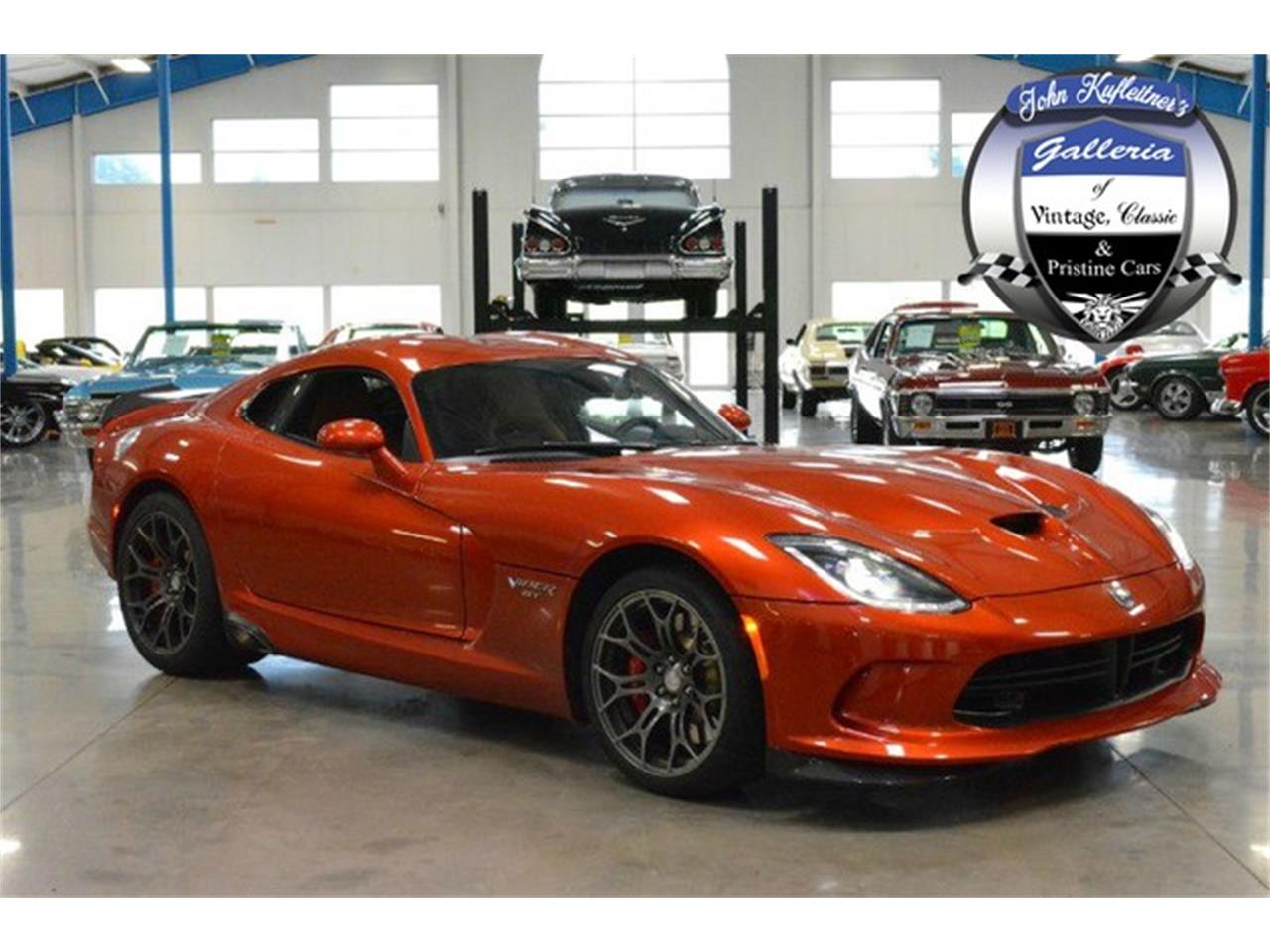 2015 Dodge Viper For Sale Classiccars Com Cc 711248