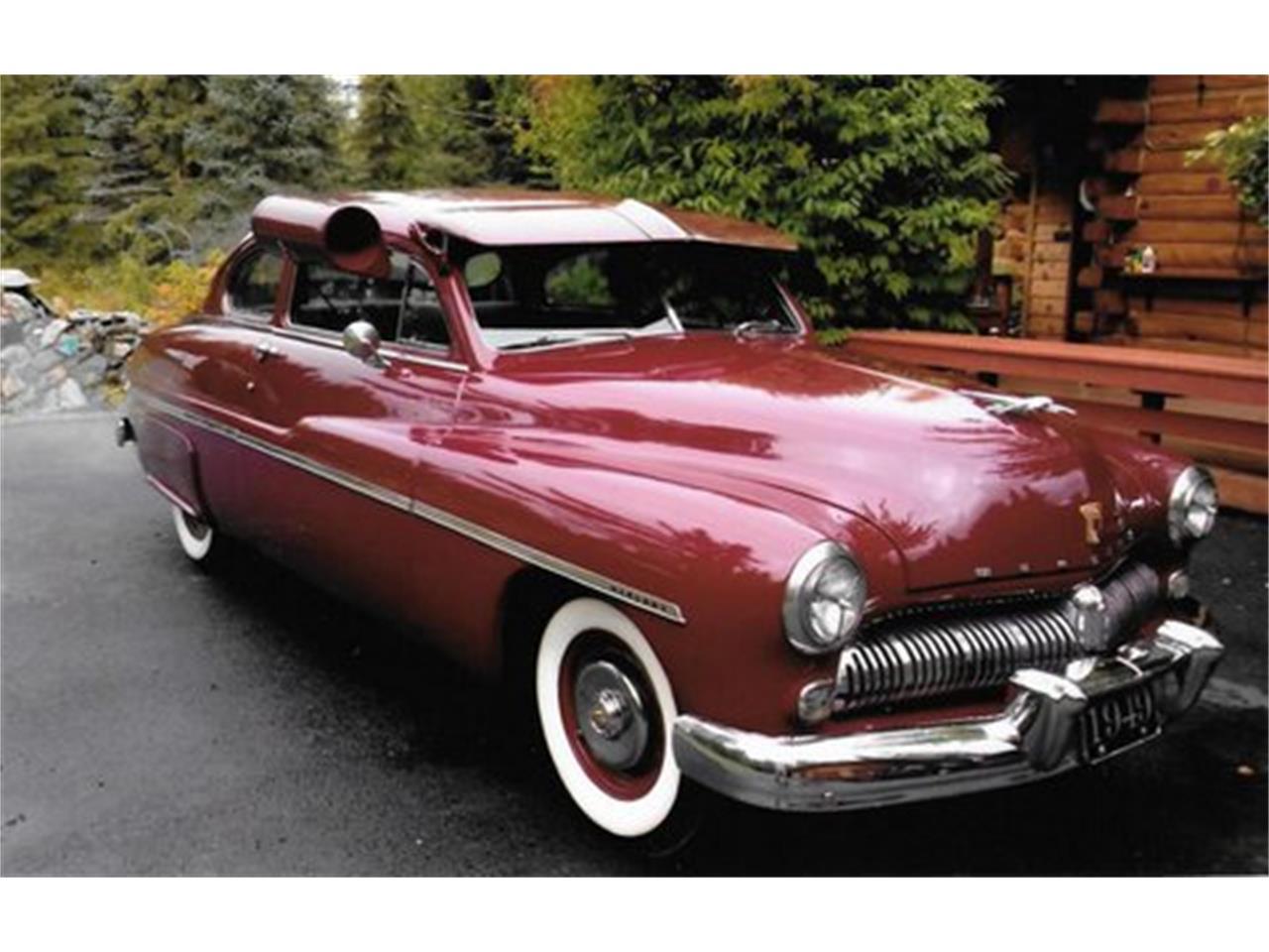1949 mercury coupe for sale cc 711804. Black Bedroom Furniture Sets. Home Design Ideas
