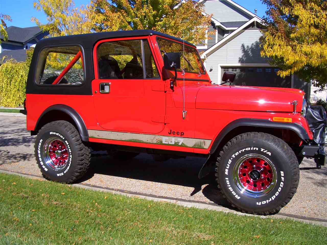 1986 Cj7 For Sale