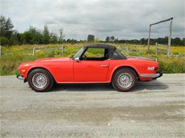 Picture of '74 TR6 - F9C2