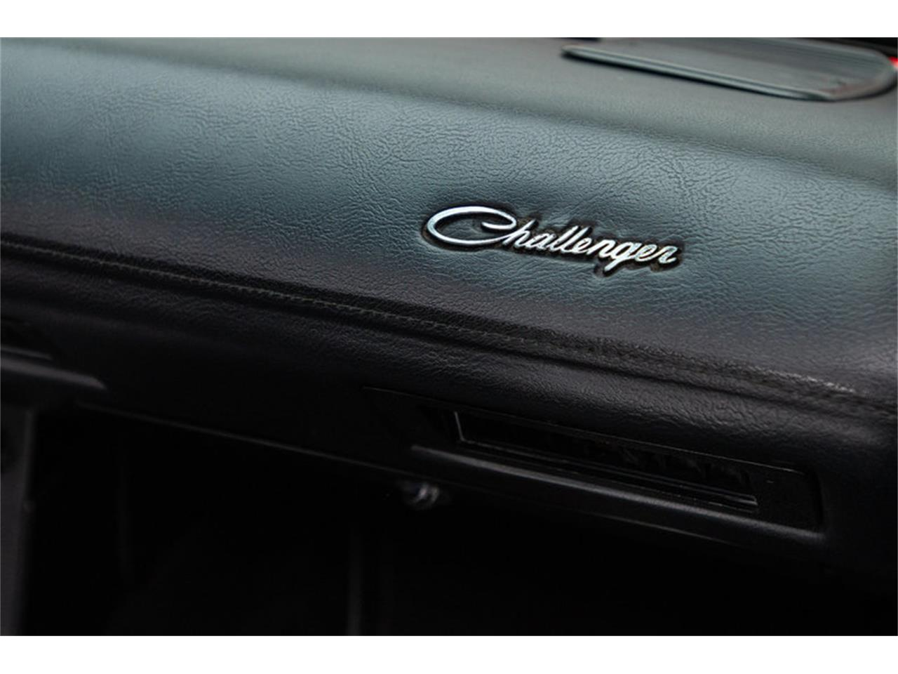 Large Picture of Classic 1970 Dodge Challenger R/T located in North Carolina - F9K4