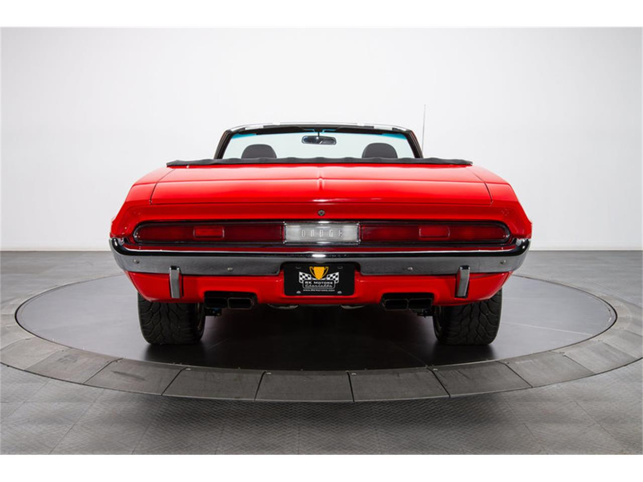 Large Picture of Classic '70 Dodge Challenger R/T located in Charlotte North Carolina - $89,900.00 Offered by RK Motors Charlotte - F9K4