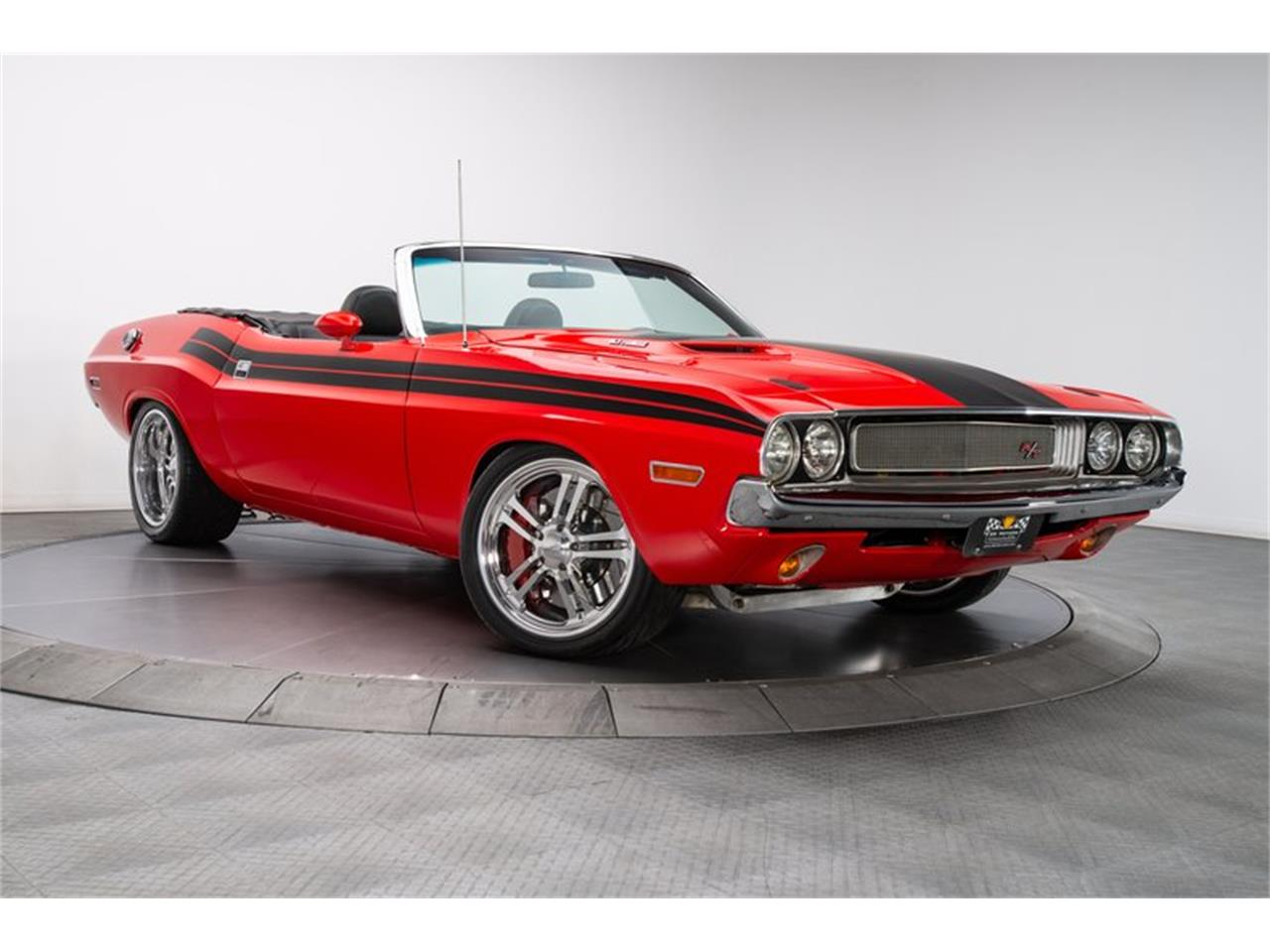 Large Picture of Classic '70 Dodge Challenger R/T located in Charlotte North Carolina - F9K4