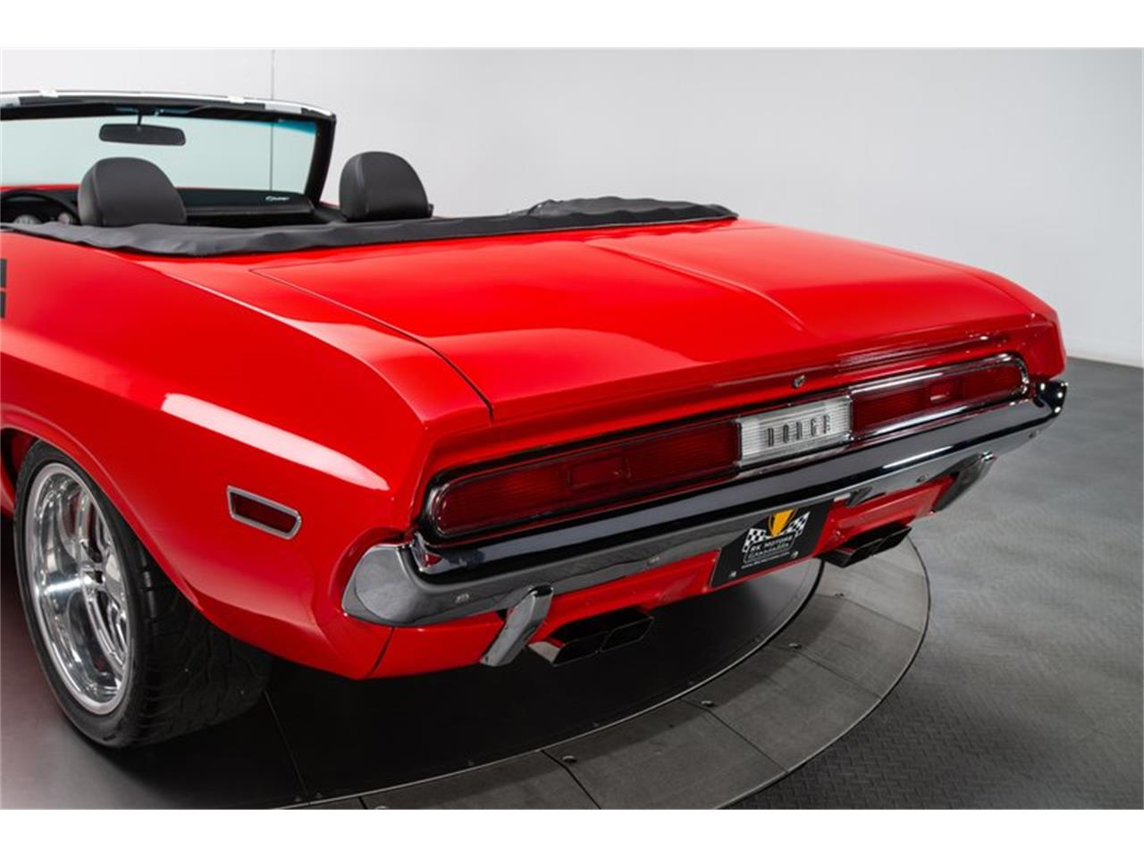 Large Picture of Classic '70 Dodge Challenger R/T - $89,900.00 Offered by RK Motors Charlotte - F9K4