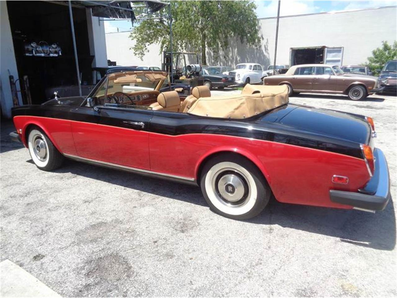 Large Picture of '84 Rolls-Royce Corniche Offered by Prestigious Euro Cars - F9ME