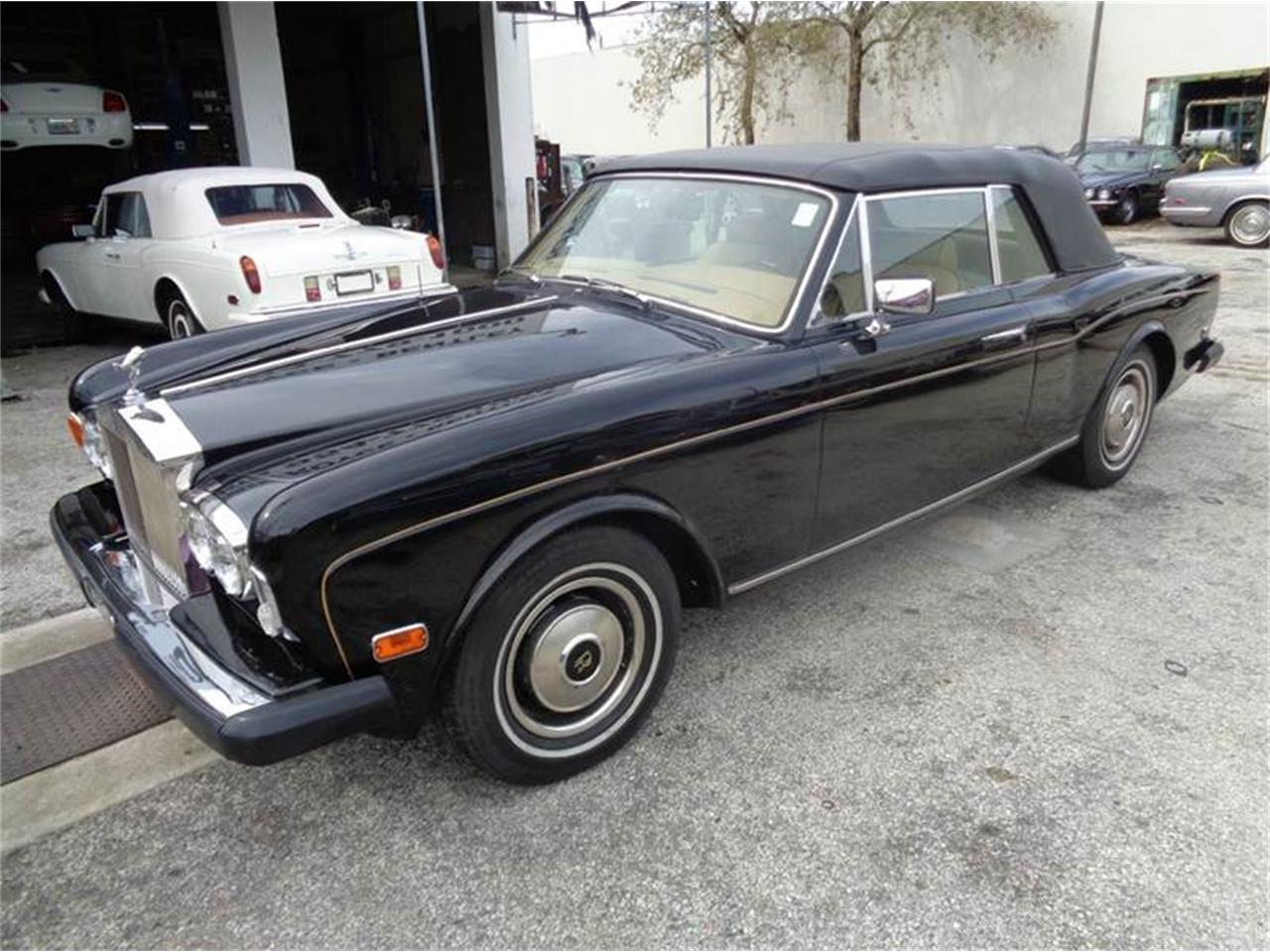 Large Picture of 1984 Rolls-Royce Corniche Offered by Prestigious Euro Cars - F9ME