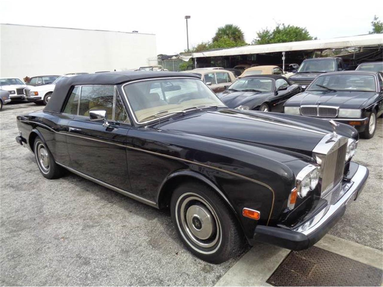 Large Picture of 1984 Corniche located in Fort Lauderdale Florida - $49,950.00 Offered by Prestigious Euro Cars - F9ME
