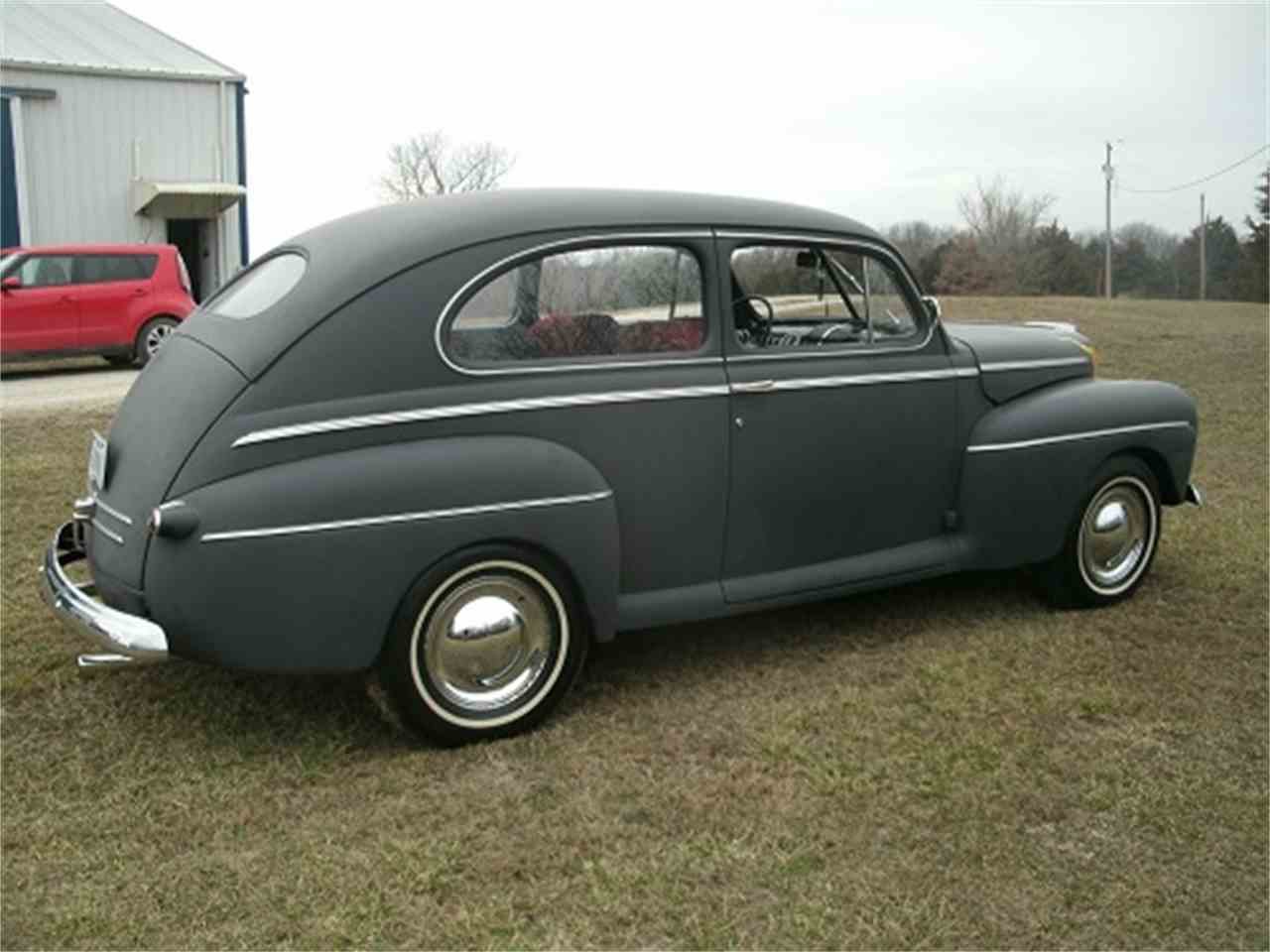 1946 ford deluxe for sale cc 712470. Black Bedroom Furniture Sets. Home Design Ideas