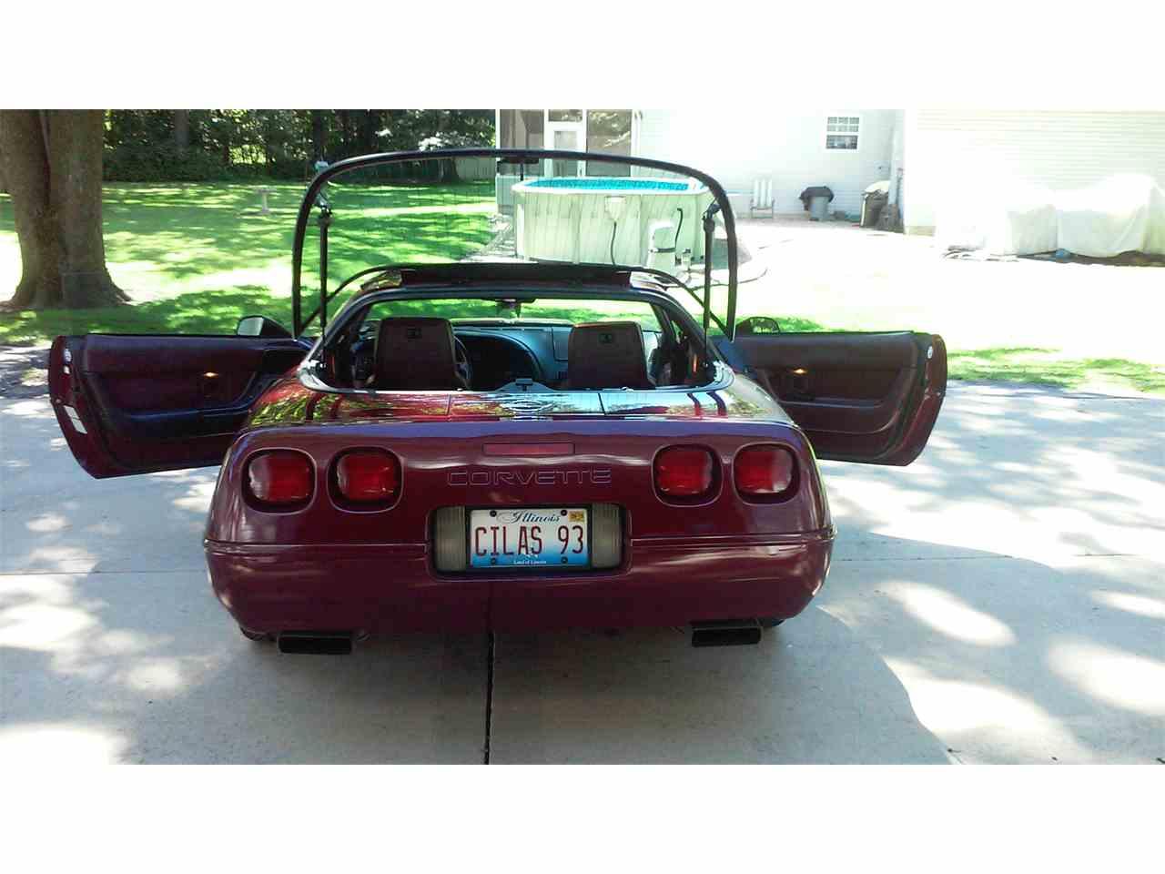 Large Picture of '93 Corvette - F816