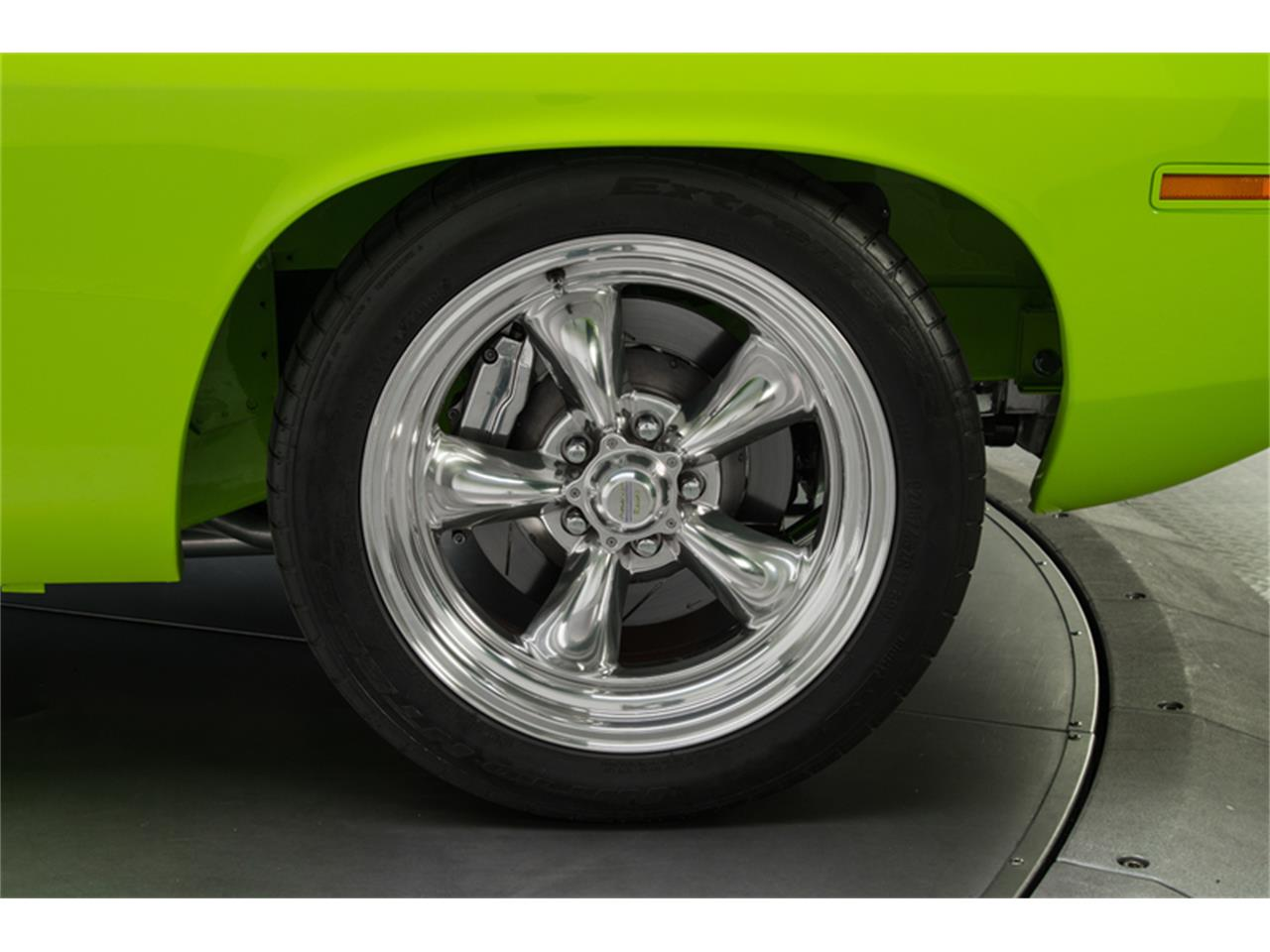 Large Picture of '70 Cuda - F9TT