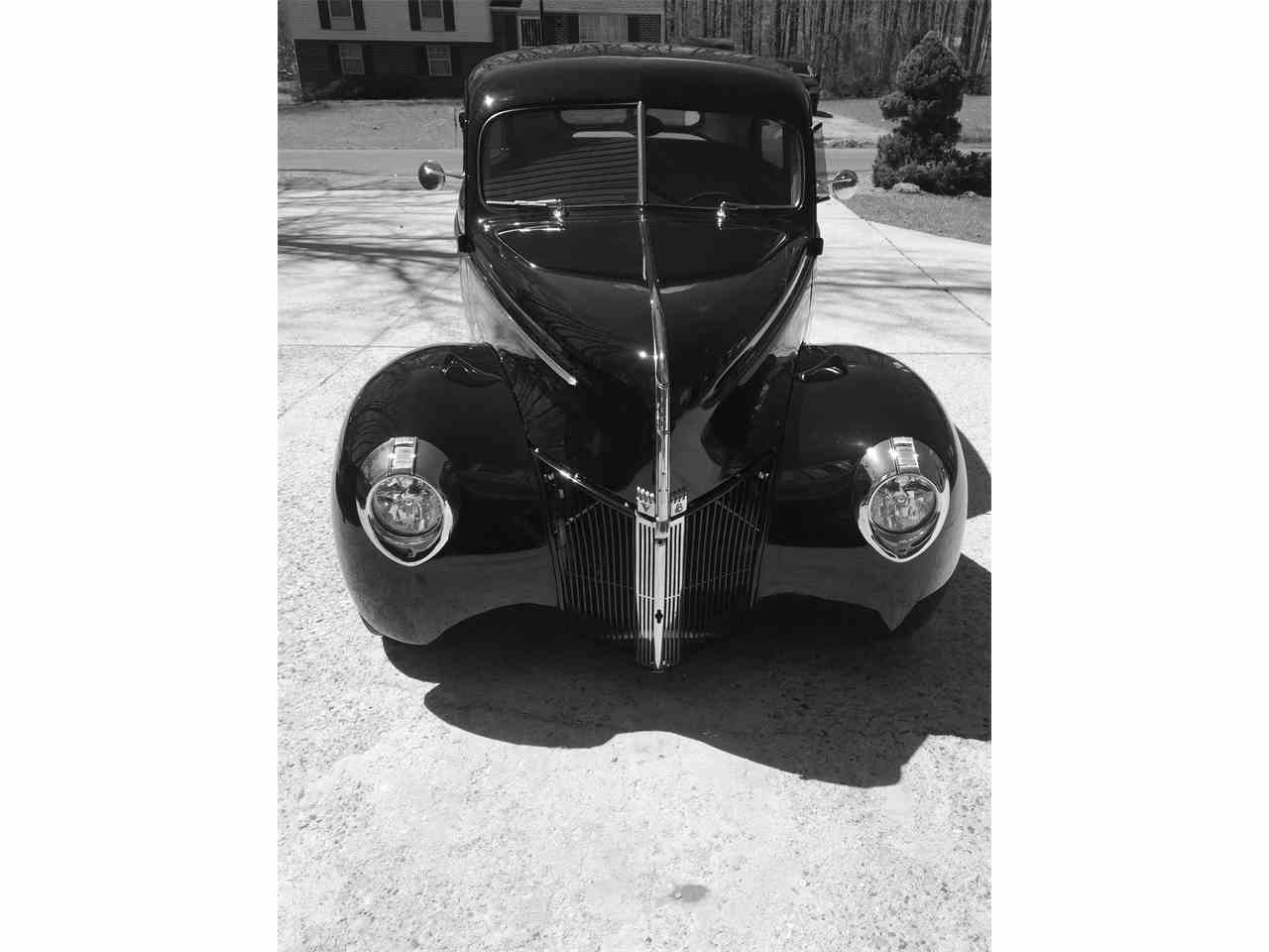 Large Picture of Classic 1940 Ford Deluxe located in Maryland - F83B