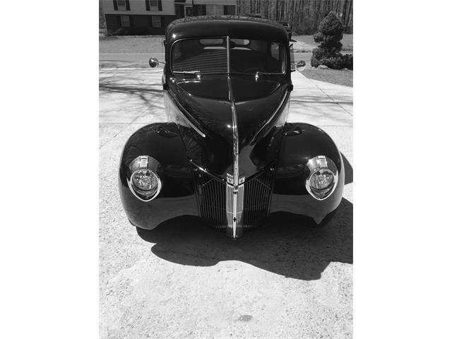 Picture of Classic '40 Ford Deluxe located in Maryland - $38,000.00 - F83B