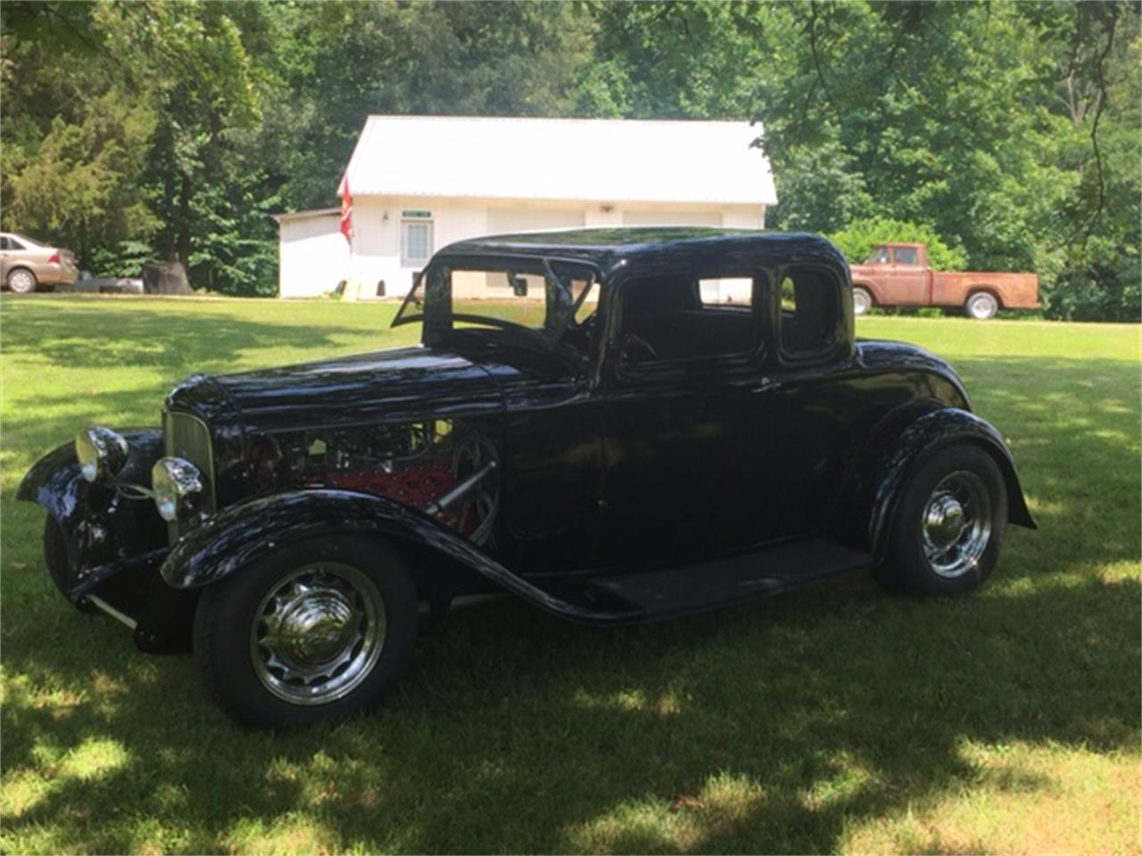 Large Picture of Classic '32 Ford 5-Window Coupe located in Tennessee - $79,000.00 Offered by a Private Seller - FAFQ