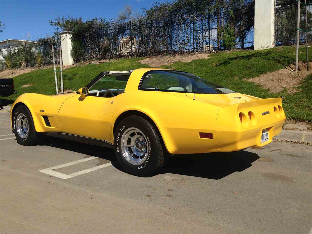1980 chevrolet corvette l82 for sale cc 713428. Black Bedroom Furniture Sets. Home Design Ideas