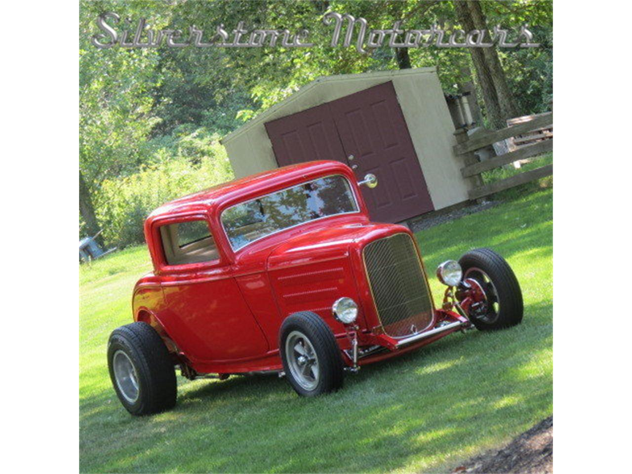 Large Picture of Classic '32 Ford 3-Window Coupe - FAHW