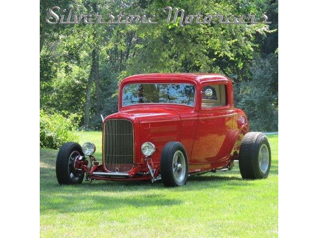 Picture of '32 Ford 3-Window Coupe located in Massachusetts - $45,000.00 Offered by  - FAHW