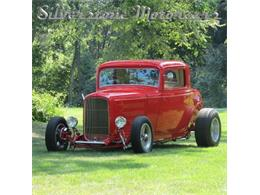 Picture of Classic 1932 3-Window Coupe located in North Andover Massachusetts - $45,000.00 Offered by Silverstone Motorcars - FAHW