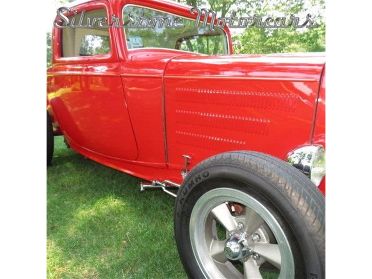 Large Picture of 1932 3-Window Coupe located in North Andover Massachusetts - FAHW
