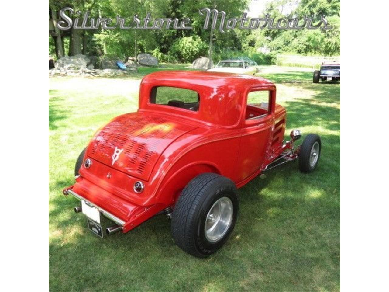 Large Picture of Classic 1932 Ford 3-Window Coupe located in North Andover Massachusetts Offered by Silverstone Motorcars - FAHW