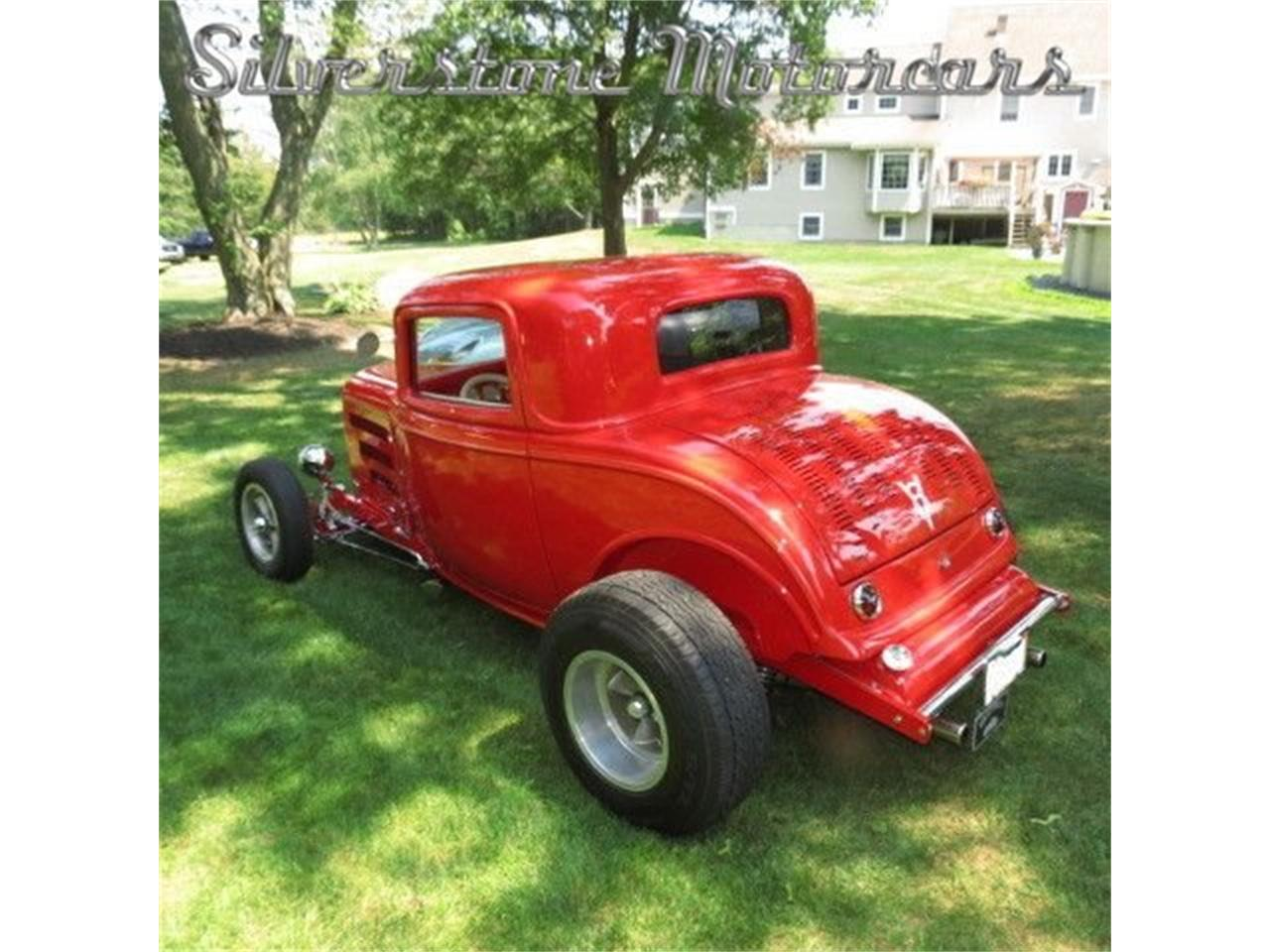Large Picture of '32 3-Window Coupe - $45,000.00 Offered by Silverstone Motorcars - FAHW