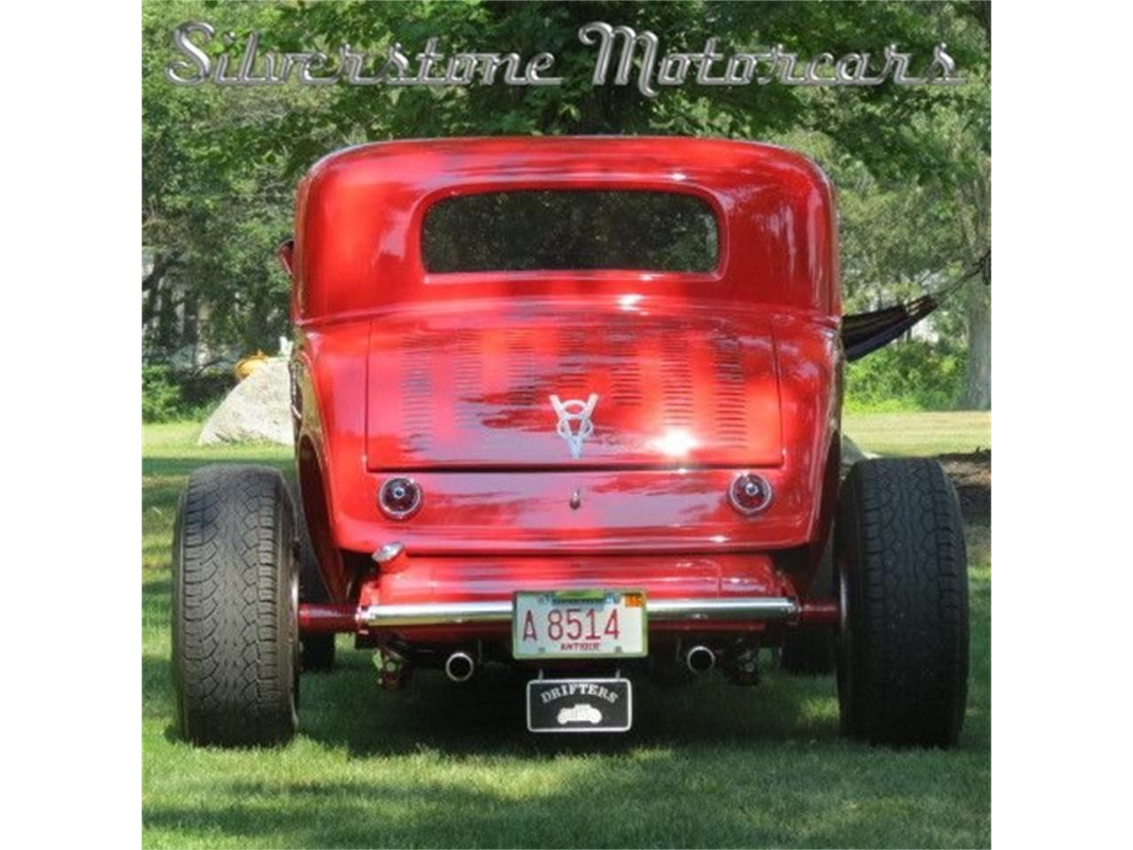 Large Picture of Classic 1932 3-Window Coupe located in North Andover Massachusetts - $45,000.00 - FAHW