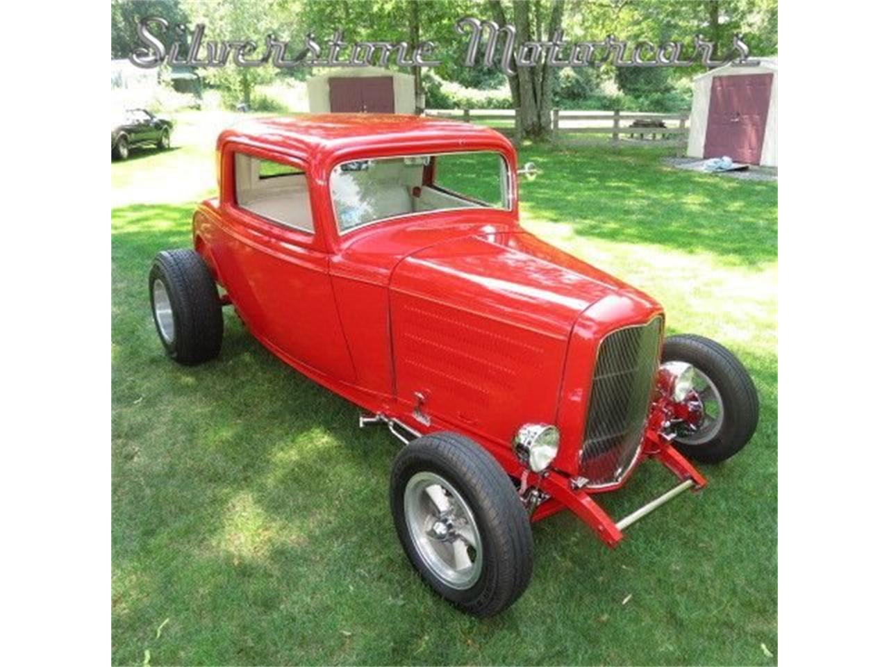 Large Picture of '32 Ford 3-Window Coupe - FAHW