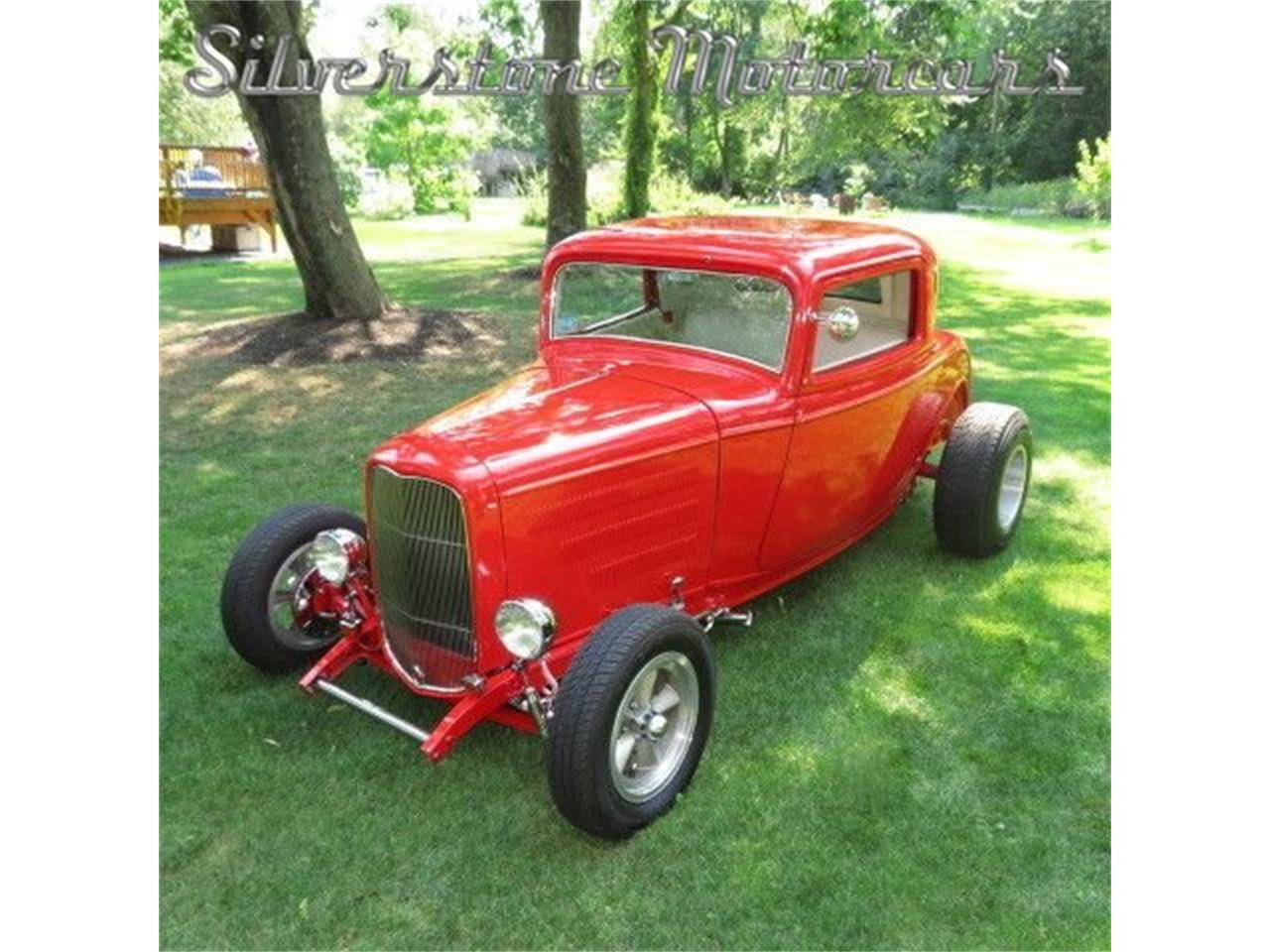 Large Picture of 1932 Ford 3-Window Coupe - $45,000.00 Offered by Silverstone Motorcars - FAHW