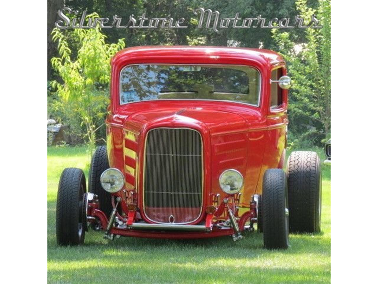 Large Picture of 1932 3-Window Coupe - $45,000.00 - FAHW