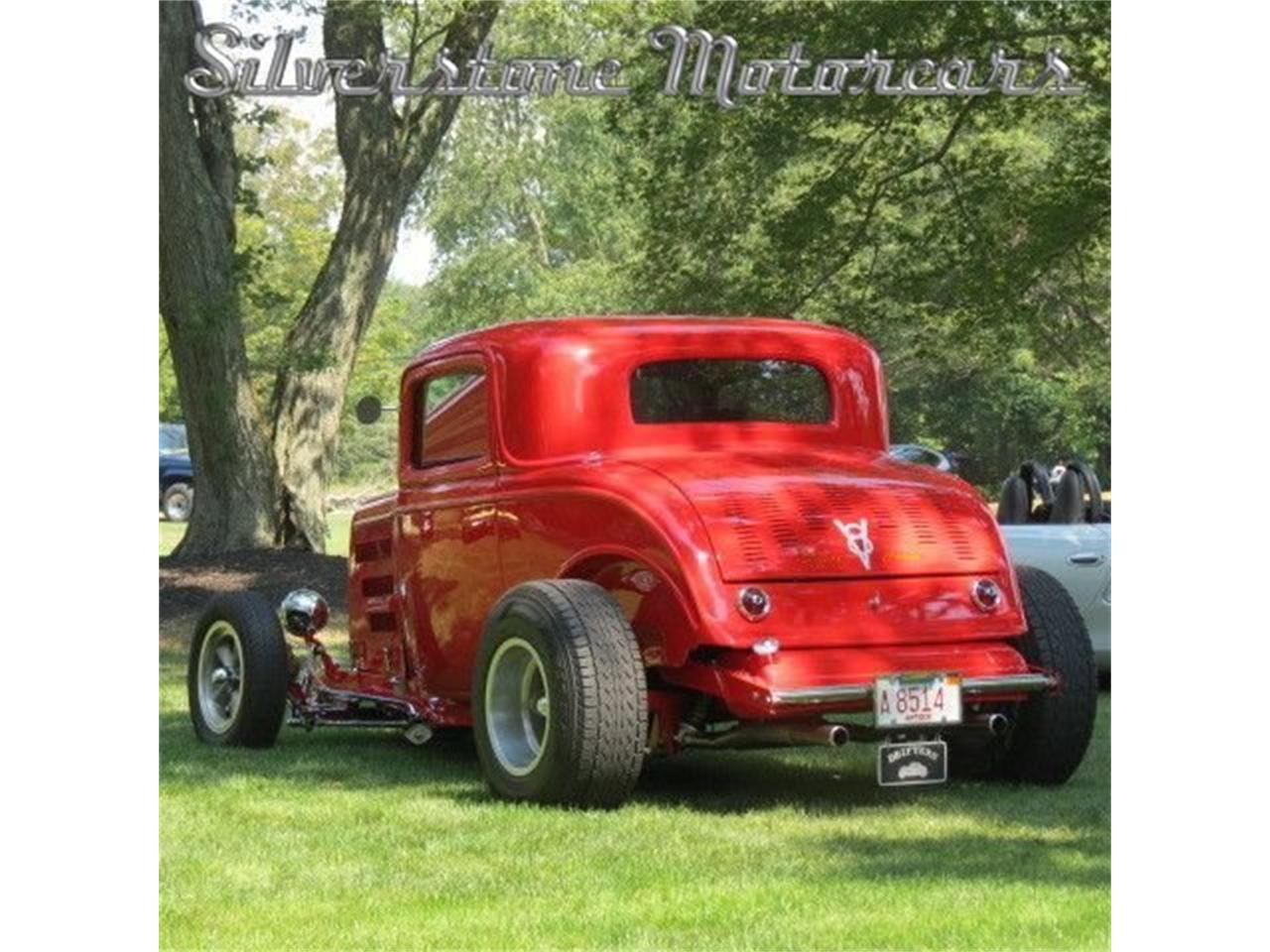 Large Picture of 1932 Ford 3-Window Coupe - FAHW