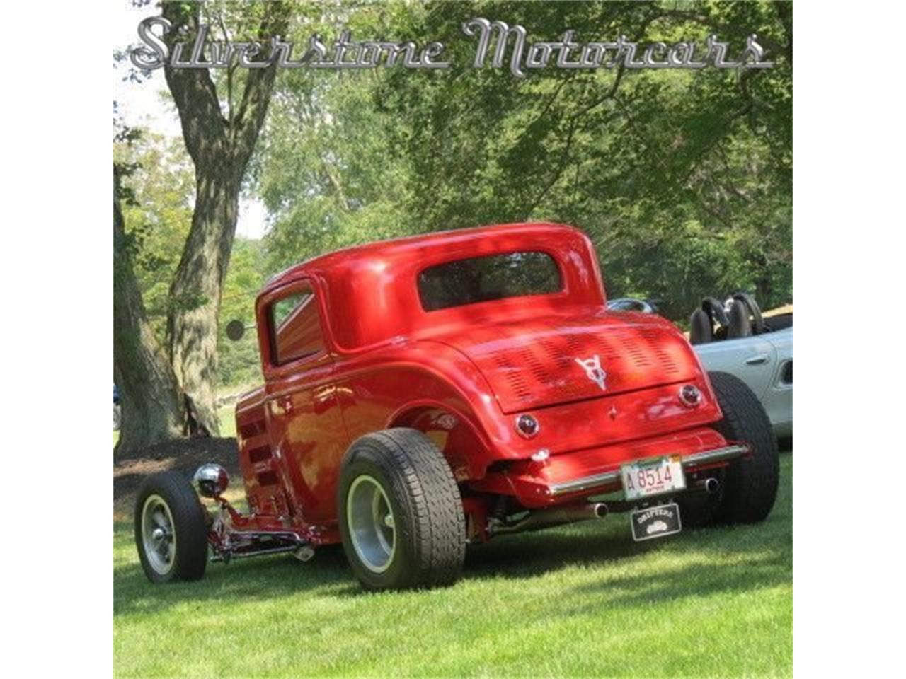 Large Picture of Classic '32 Ford 3-Window Coupe located in Massachusetts Offered by Silverstone Motorcars - FAHW