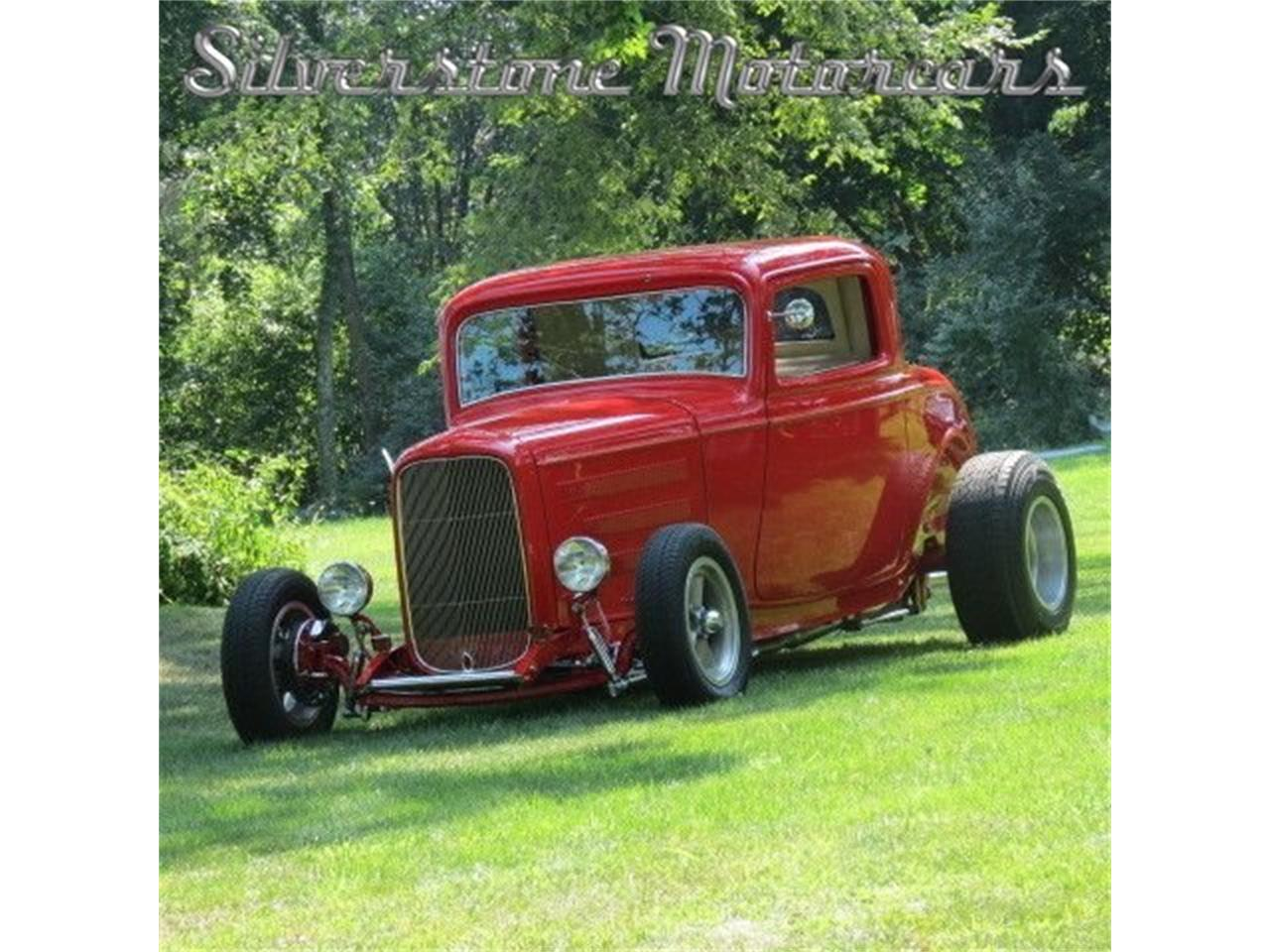 Large Picture of Classic 1932 3-Window Coupe located in Massachusetts - FAHW