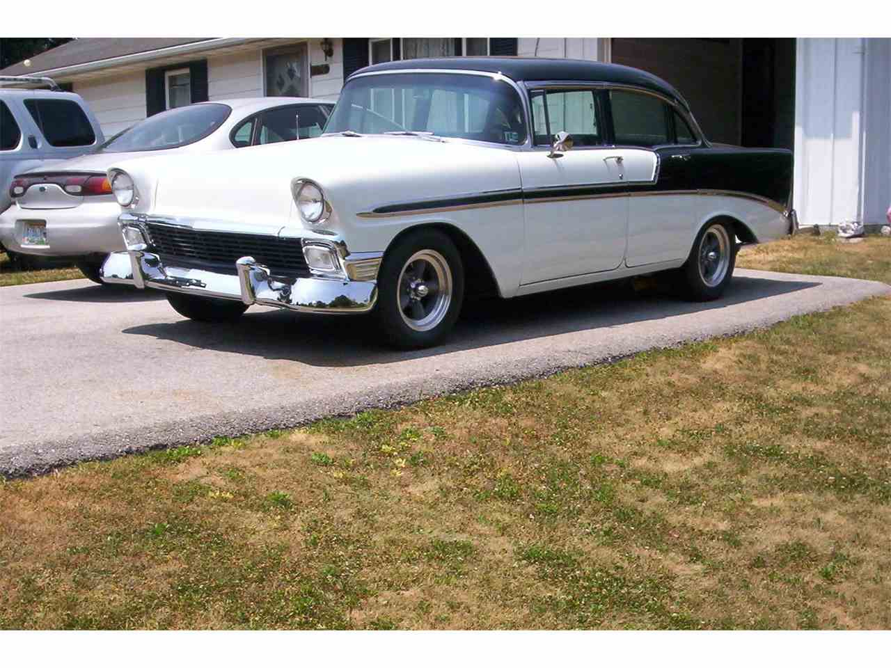 Large Picture of '56 Bel Air - FALG