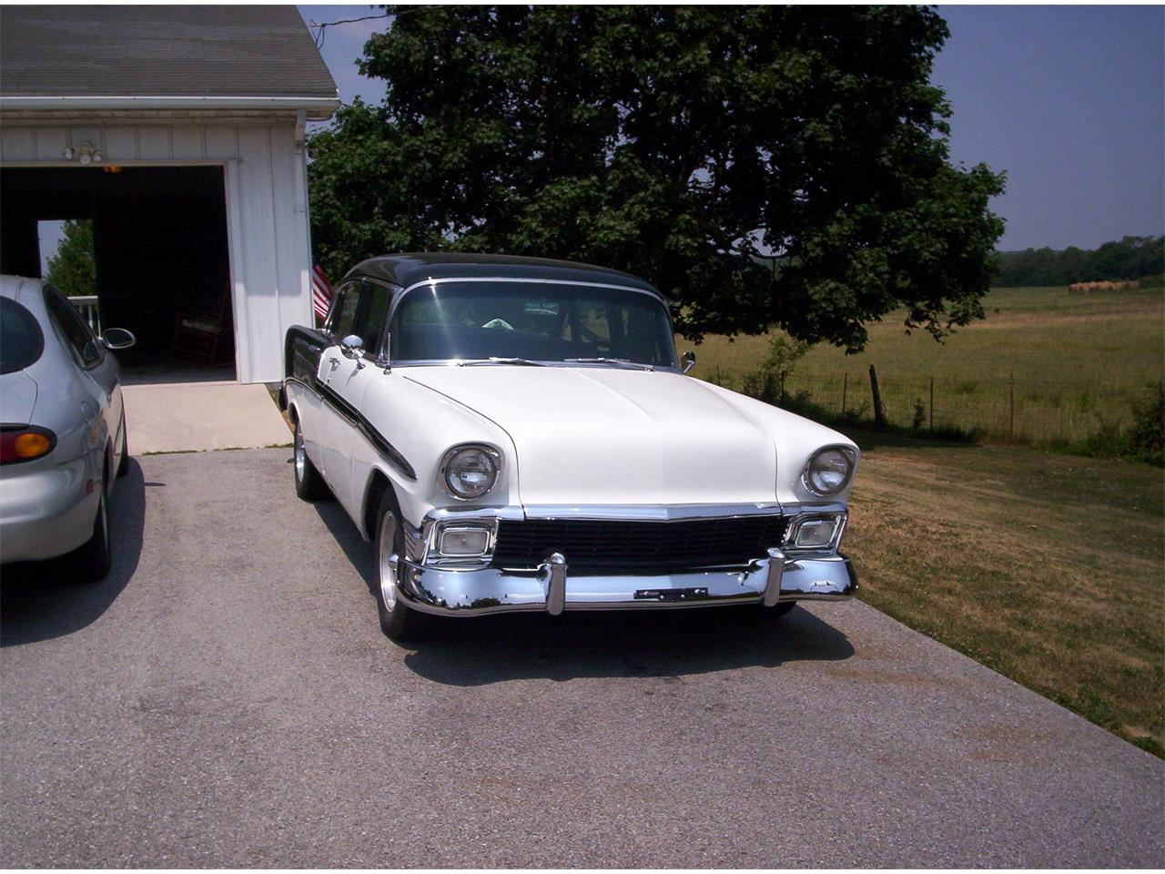 Large Picture of 1956 Chevrolet Bel Air - $17,500.00 - FALG
