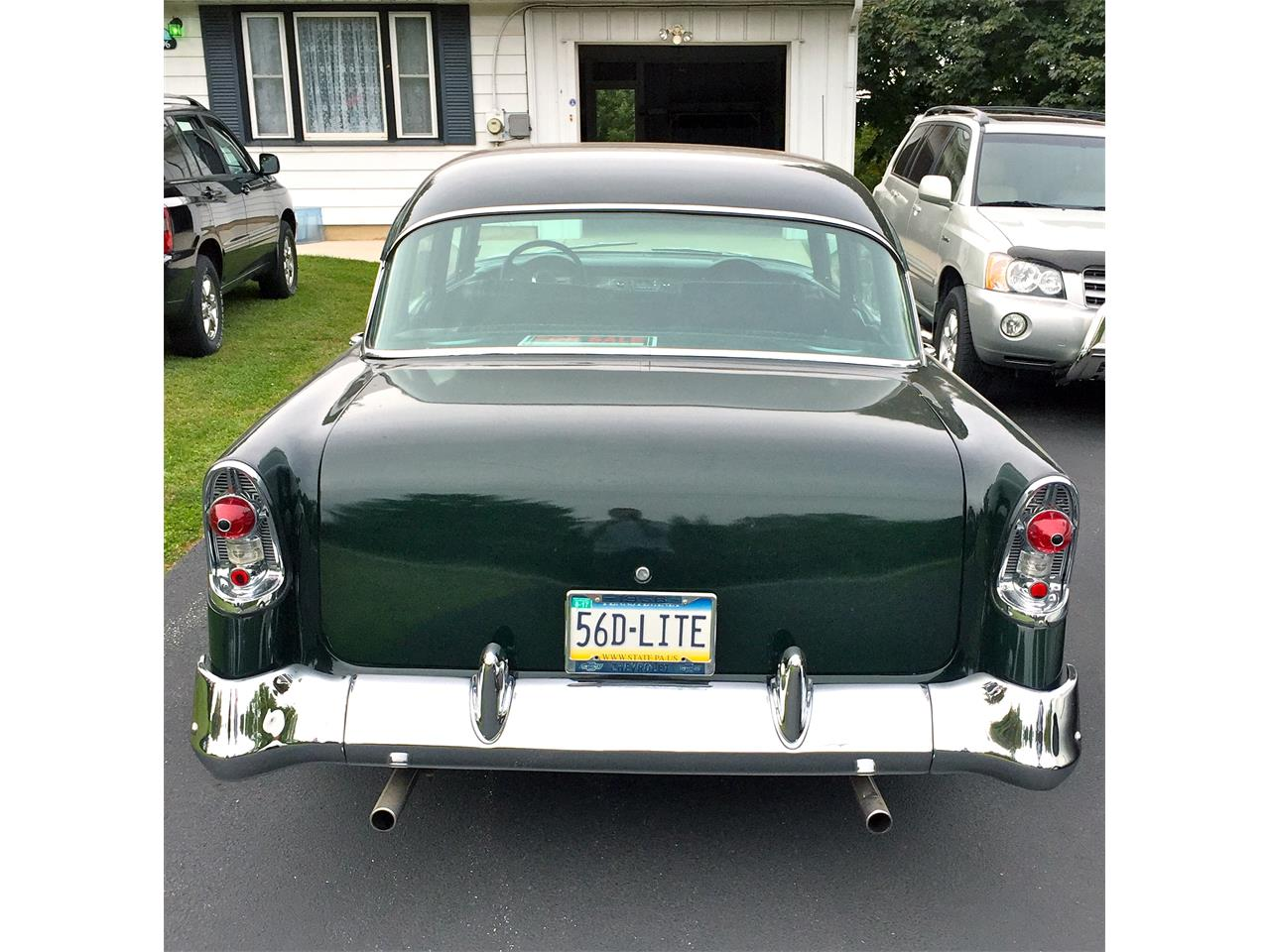 Large Picture of Classic 1956 Bel Air - FALG