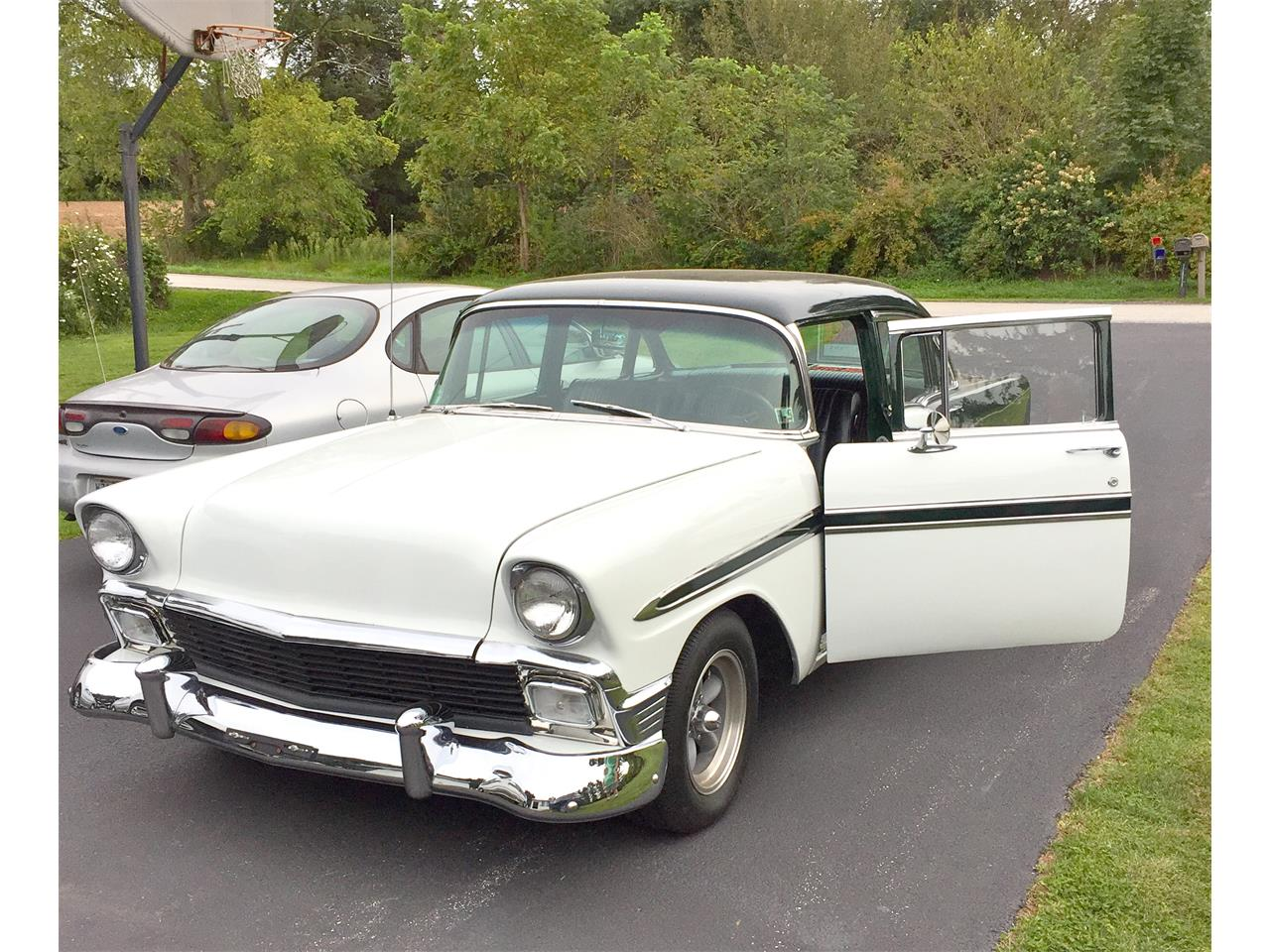 Large Picture of Classic 1956 Bel Air Offered by a Private Seller - FALG