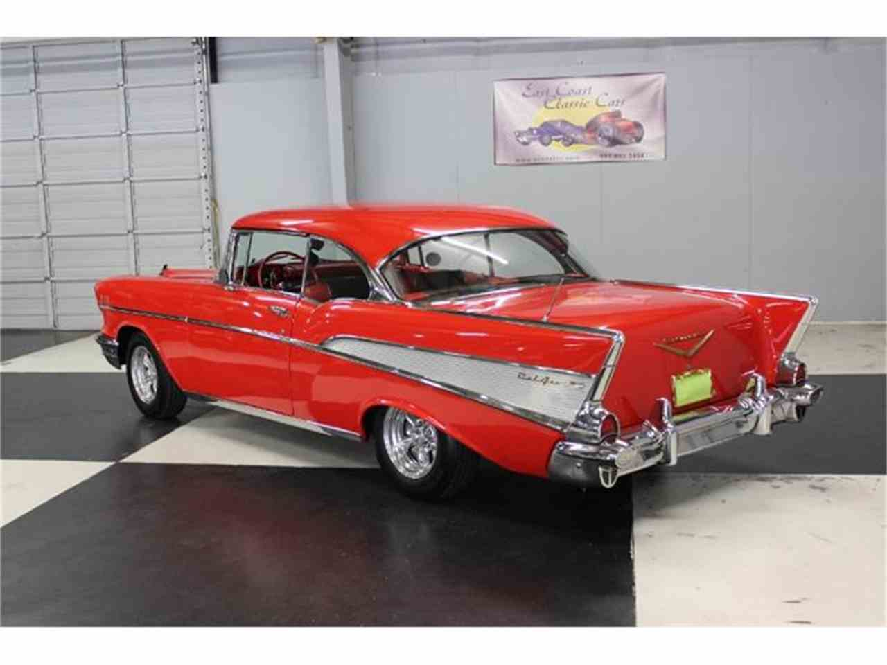 Large Picture of '57 Bel Air - FANN