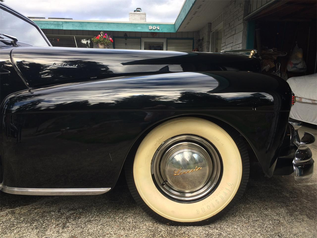 Large Picture of '48 Continental - FANZ