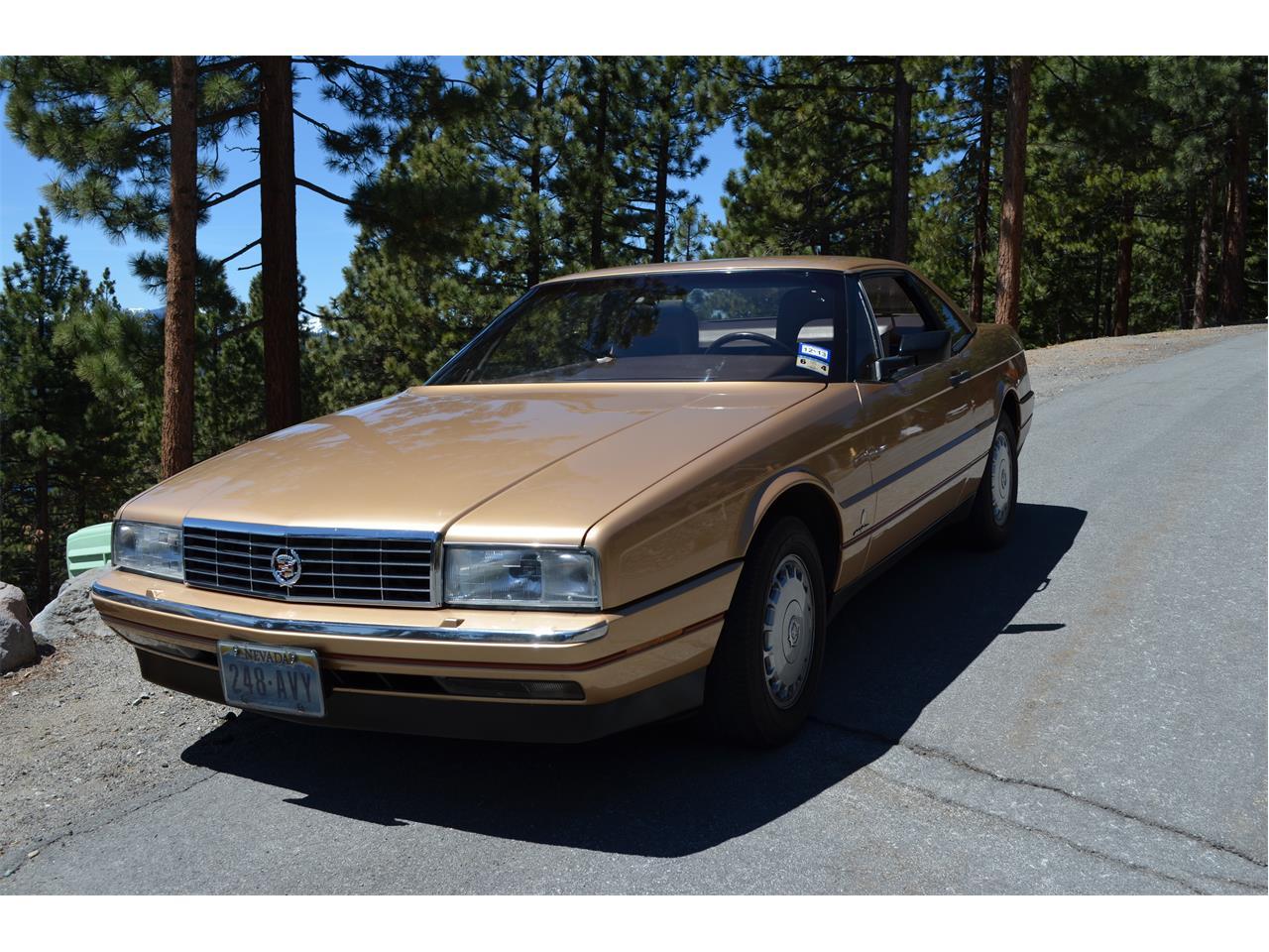 Cars For Sale Auto Village: 1987 Cadillac Allante For Sale
