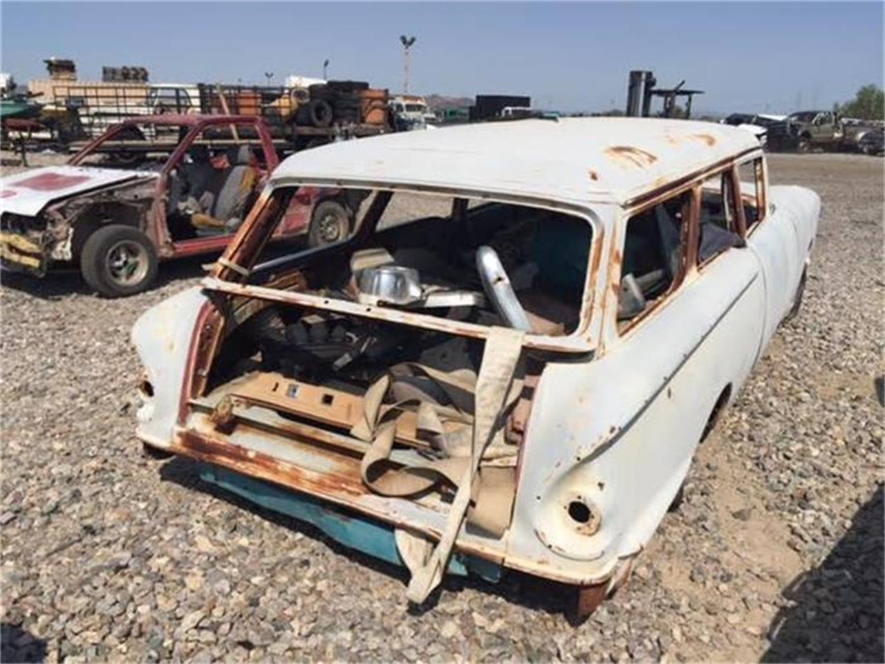 Large Picture of '58 Chevrolet Station Wagon Offered by Desert Valley Auto Parts - FASQ