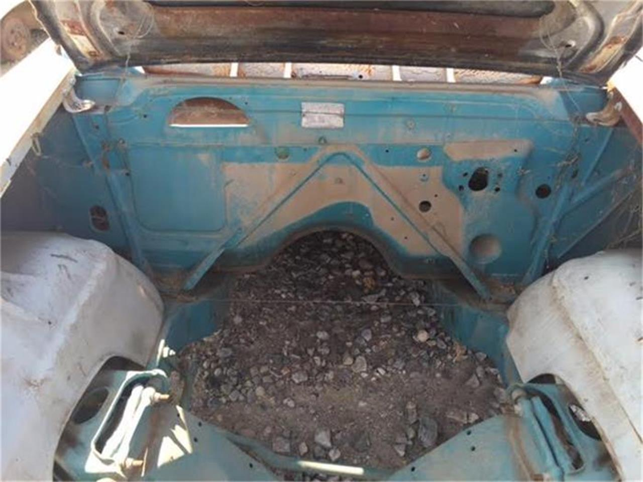 Large Picture of 1958 Chevrolet Station Wagon located in Arizona - $4,500.00 Offered by Desert Valley Auto Parts - FASQ